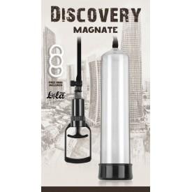 Вакуумная помпа Discovery Magnate